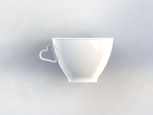 迷你可爱咖啡杯