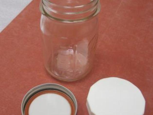 玻璃瓶螺丝盖