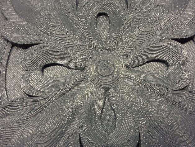 plitka方形装饰品