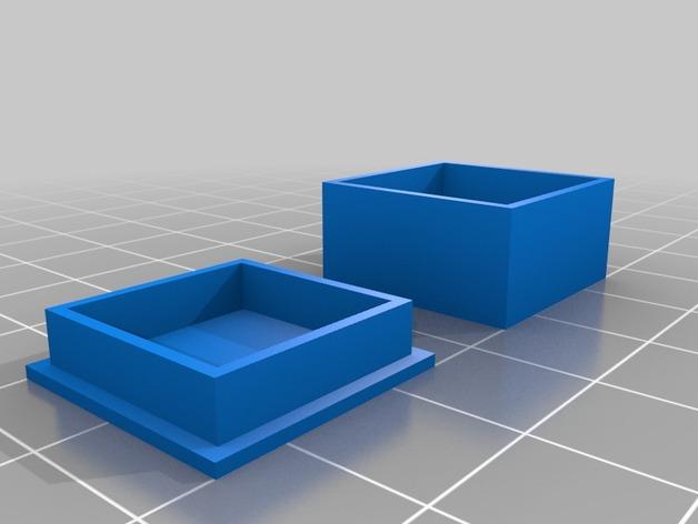定制性盒子