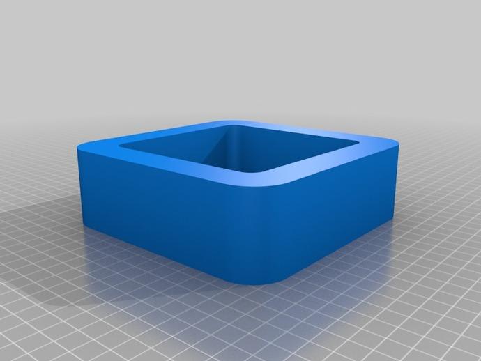 立方体浮架