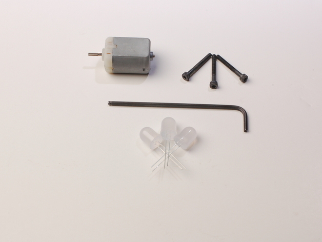 MakerBot发电机