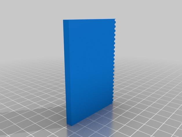 打印机XYZ轴打印床