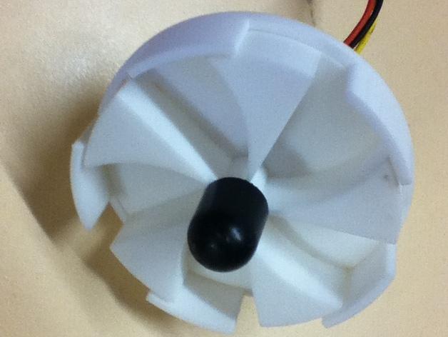 空袭报警器 3D打印模型渲染图