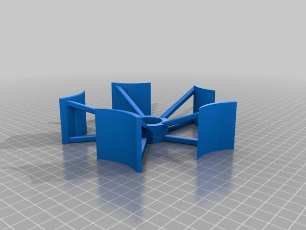 垂直轴风车