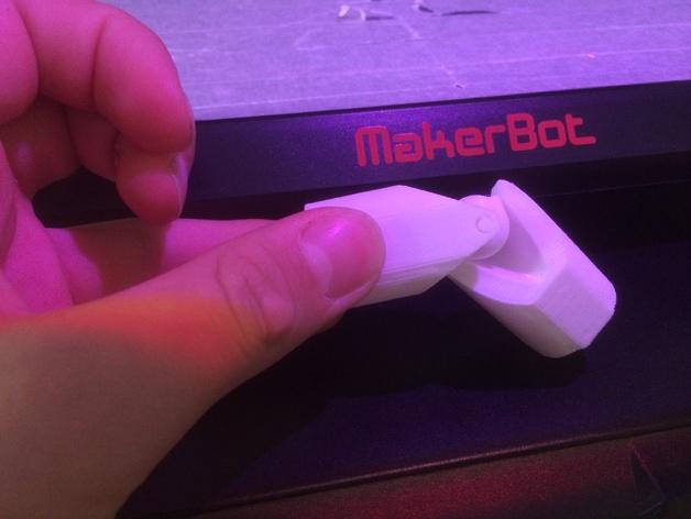 螺栓球连接器 3D打印模型渲染图