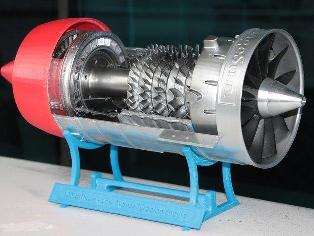 涡轮风扇发动机