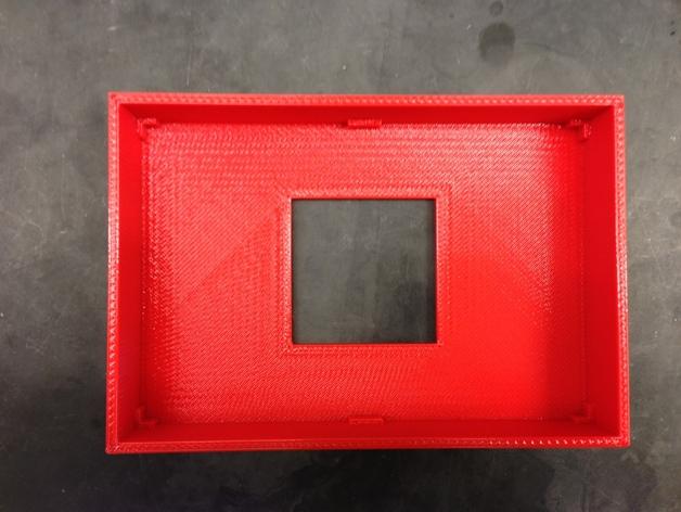 LED电路板盒子