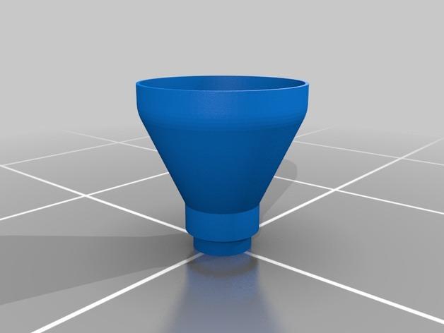 吸尘器喷嘴 3D打印模型渲染图