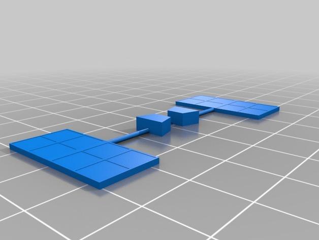 哈勃望远镜 模型