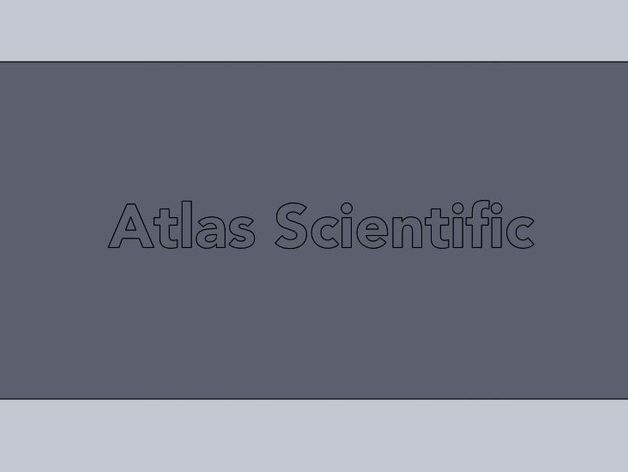 Atlas Scientific电路板盒子