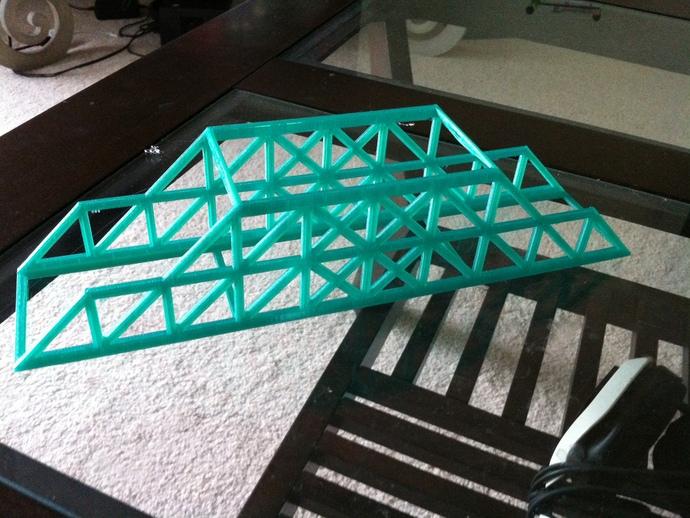 Howe桥 模型