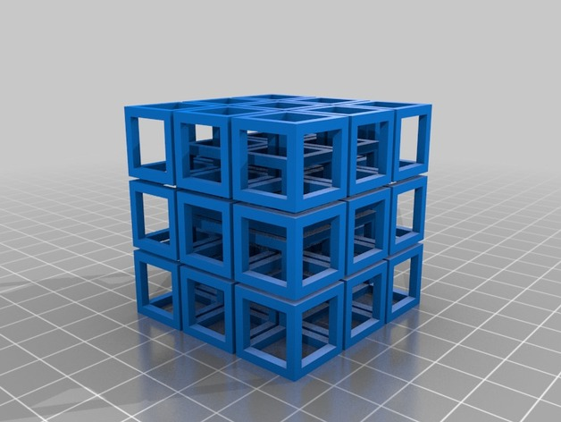 立方体方块