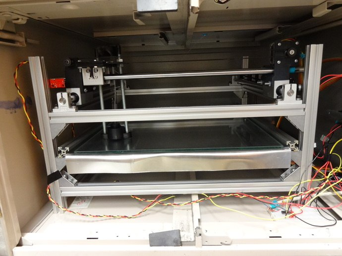 激光焊机器