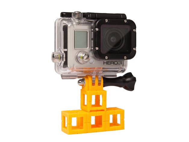 GoPro 照相机支座