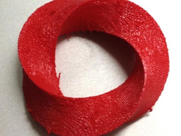 螺旋形圆环