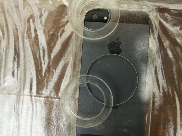 iPhone5照相适配器