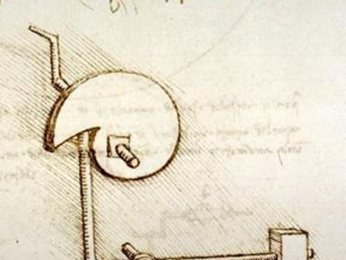 达芬奇的凸轮锤