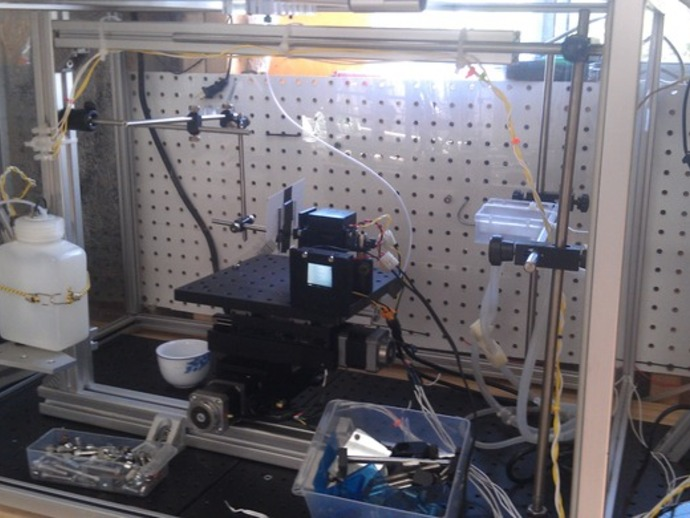 Dr.RobotLabs Adafruit Analog 相机套  3D打印模型渲染图