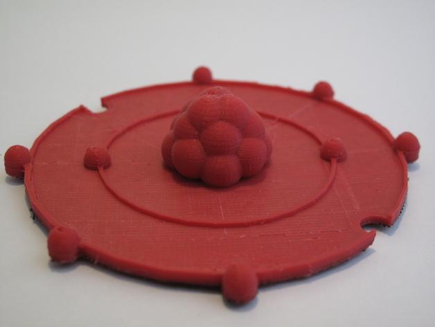 共价原子模型
