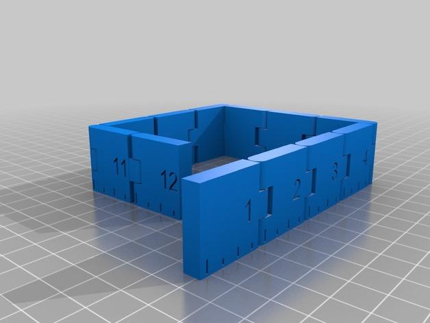 3D打印文具  3D打印模型渲染图