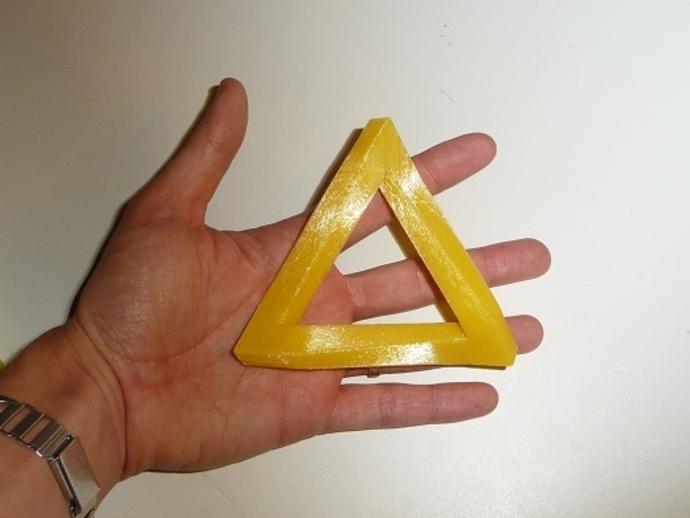 参数化潘洛斯三角形