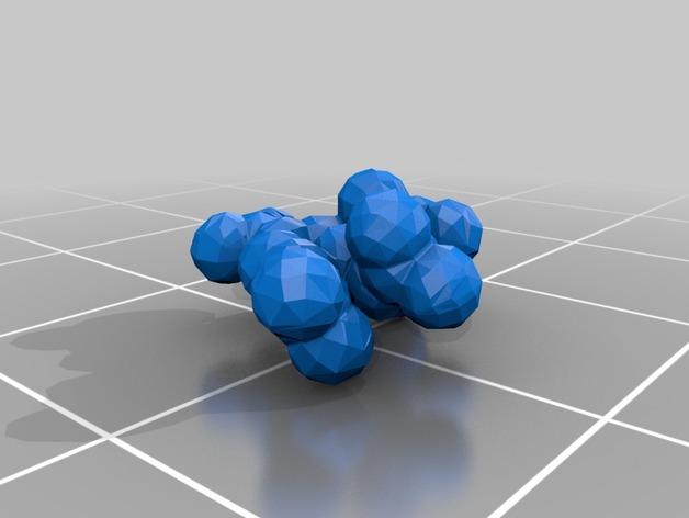 流感病毒神经氨酸酶模型
