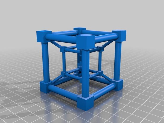 超立方体 四维超正方体