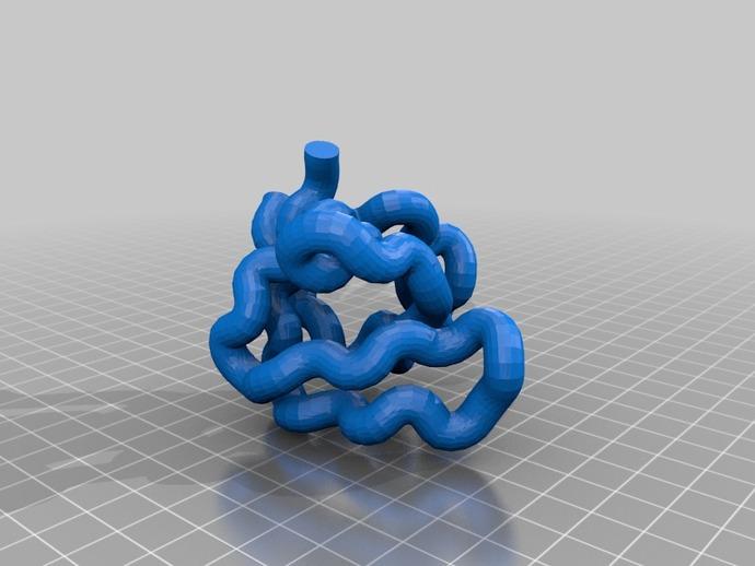 蛋白质结构模型