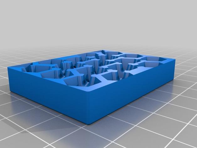 蚂蚁农场 模型