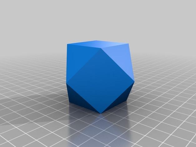 多面体 几何体