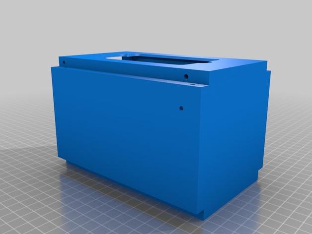 电子设备舱 盒子
