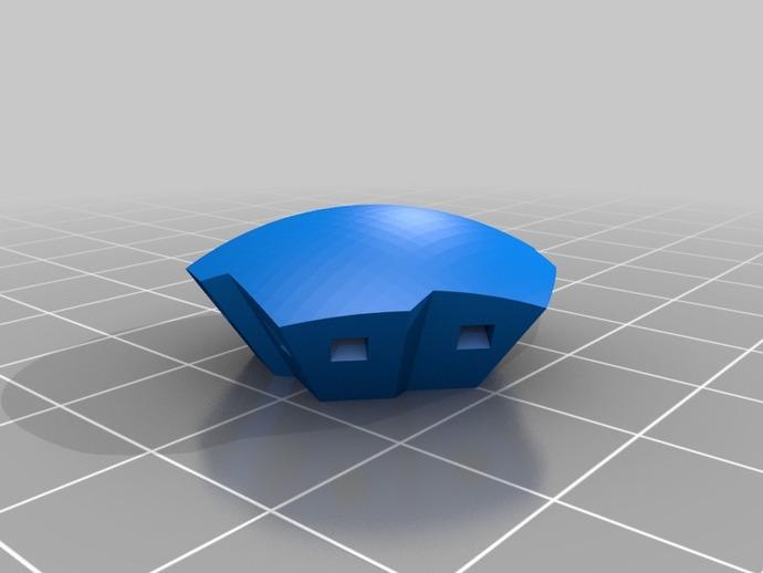 球体 3D打印模型渲染图