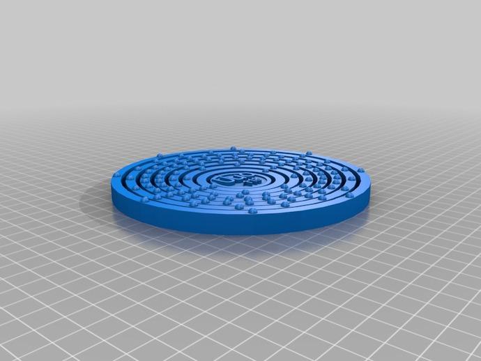 UUO原子模型