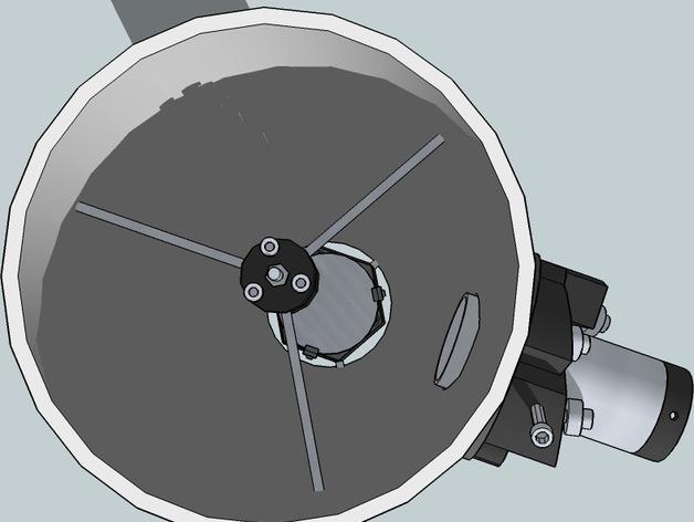 牛顿望远镜