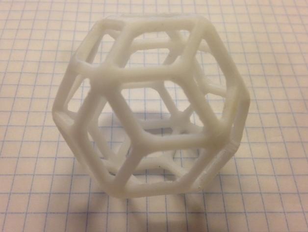 菱形三十面体