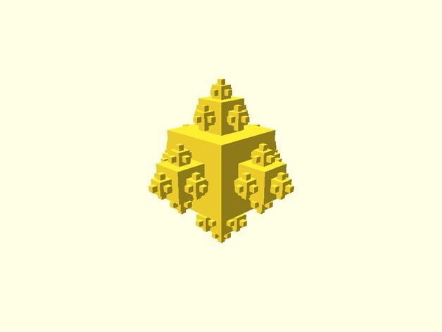 分形立方体