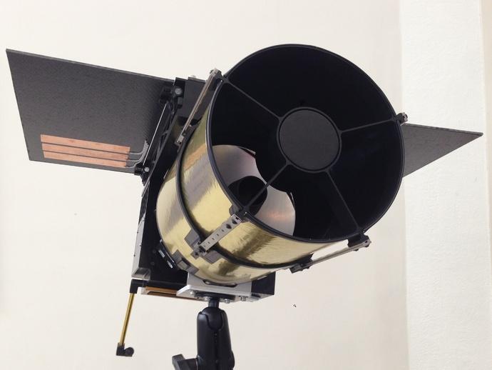Arkyd 太空望远镜模型 3D打印模型渲染图
