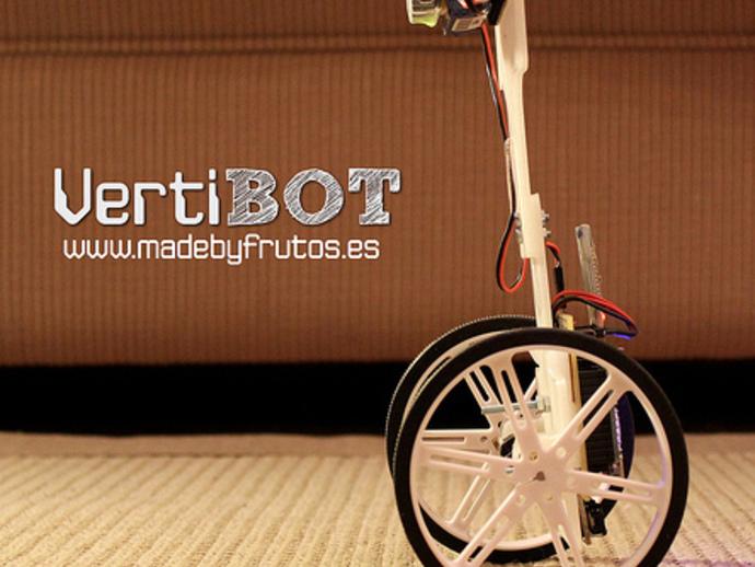 VertiBOT机器车
