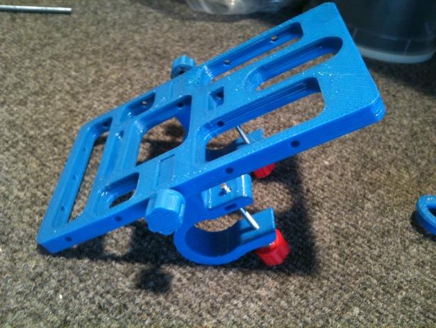 模块化自行车仪表盘