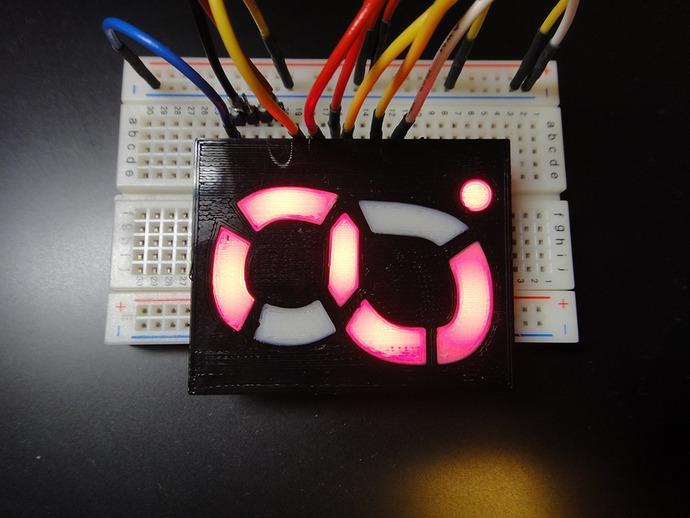 LED灯面板
