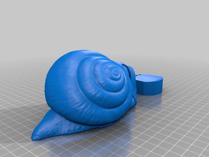 蜗牛混音带