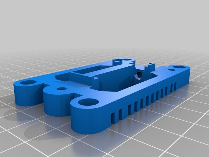 Arduino Mini Pro理线盒