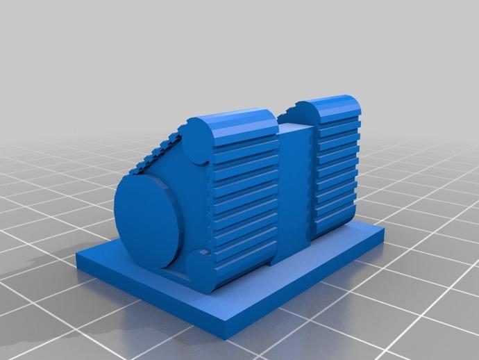 模块化参数机器人