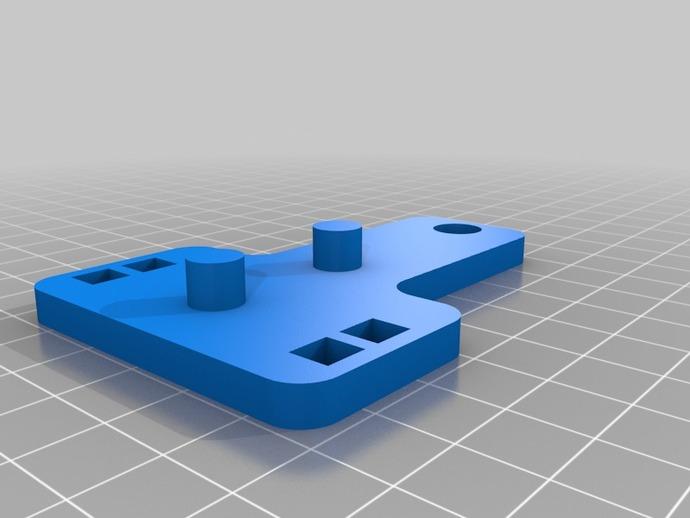 简易机电式计算机