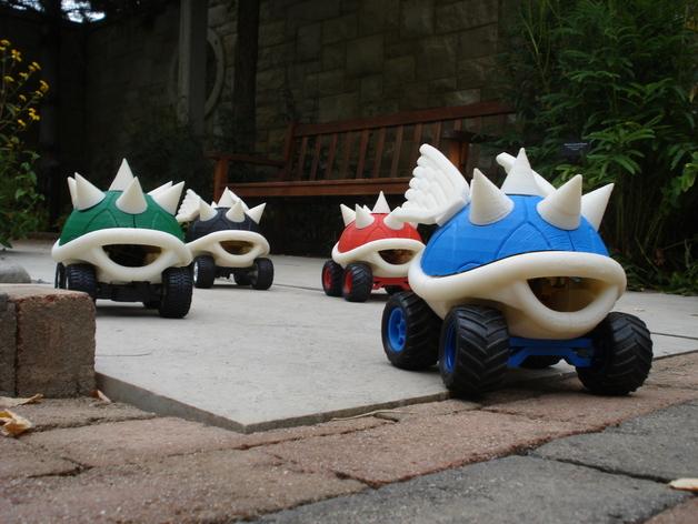 高性能龟壳赛车