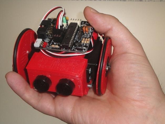 迷你Skybot机器人V1.0