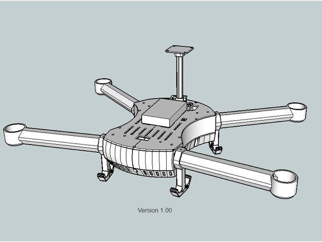 T4 四轴飞行器