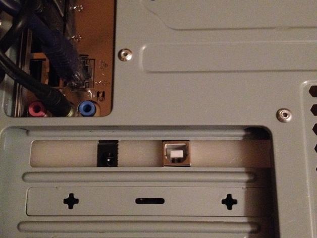 Arduino Uno/Mega的PCI焊接槽