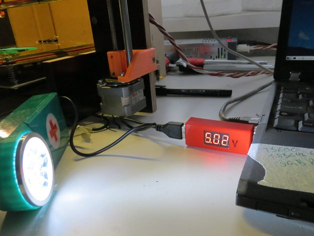 3位数字电压适配器